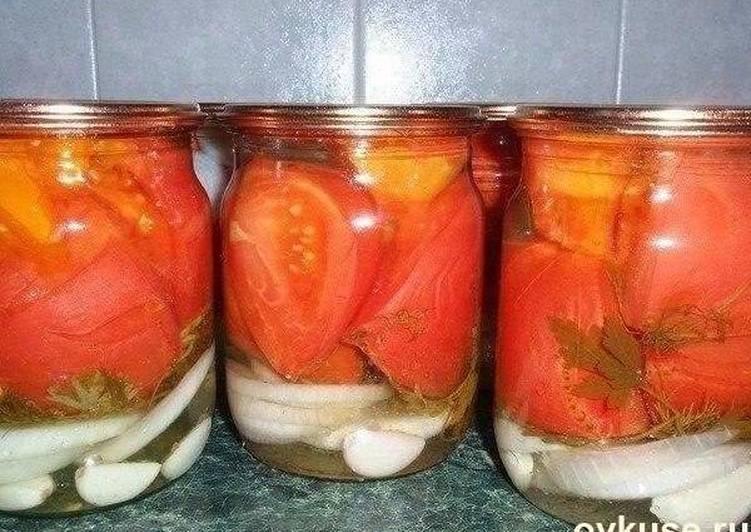 помидорки пальчики оближешь