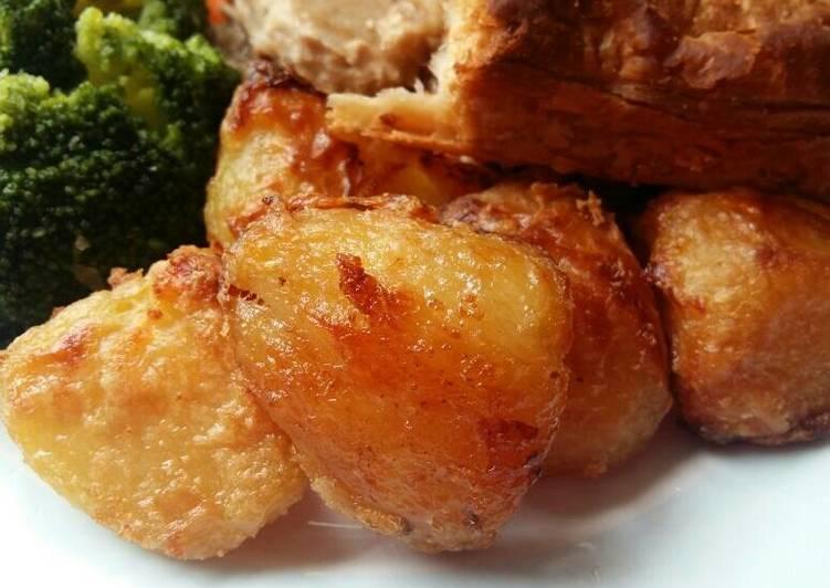 Vickys Sunday Roast Potatoes, GF DF EF SF NF