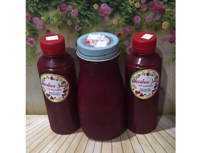 Diet Juice Apple Beetroot Carrot Kiwi