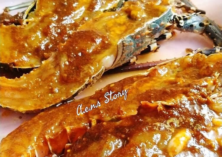 Cara Mudah Membuat Lobster bakar madu ala vira Istimewa