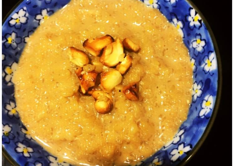 Top 10 Dinner Ideas Summer Gavhachi Kheer (whole wheat pudding)