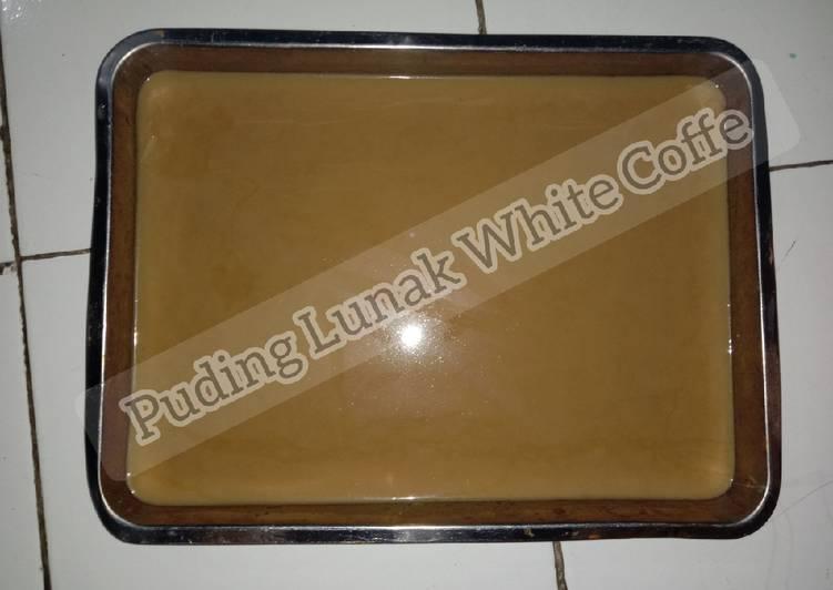 Puding Luwak White Coffe