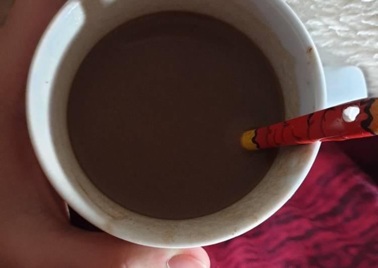 Chocolat chaud facile et 🤤🤤