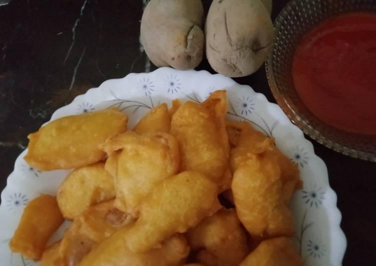 How to Make Ultimate Aalo pakora