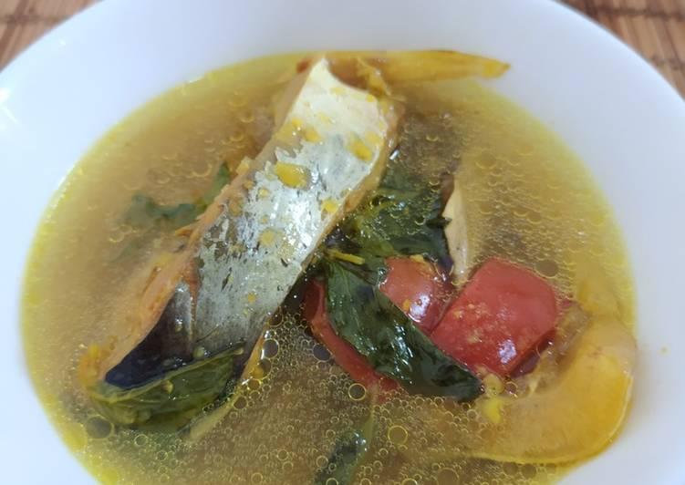 Bagaimana Membuat Ikan Patin Kuah Kuning, Lezat Sekali
