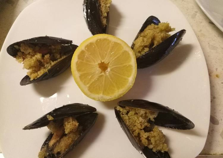 Traditional African Foods Spicy Fried mussels