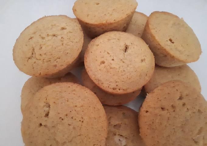 Recipe: Delicious Cornmeal Gluten Free Muffins (GF,V)