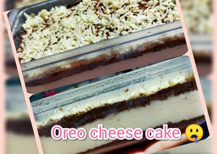 ~oreo cheese cake~