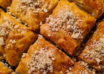 Easiest Way to Recipe Tasty Baklava