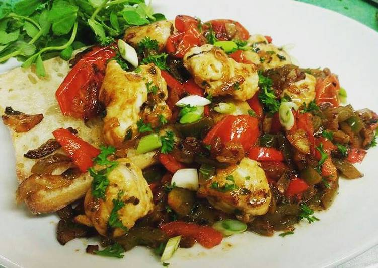 Step-by-Step Guide to Prepare Perfect Mediterranian Monkfish