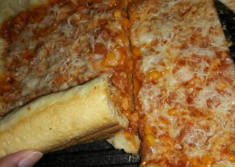 17. Pizza Homemade with Happy Call praktissss