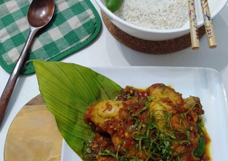 Ayam Sambal Lado Kunyit - velavinkabakery.com
