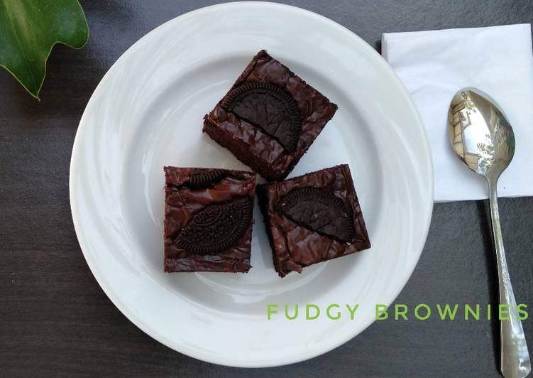 81. Fudgy Brownies
