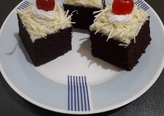 36# Brownies Kukus Ny. Liem