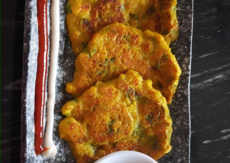 Simple Way to Make Favorite Corn uttapam