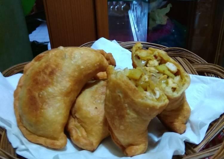 Curry Puff/Karipap