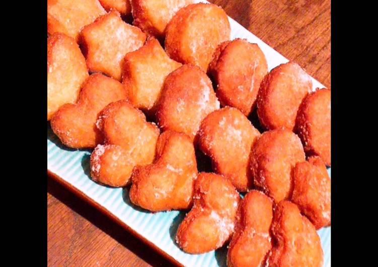 Les beignets sucré