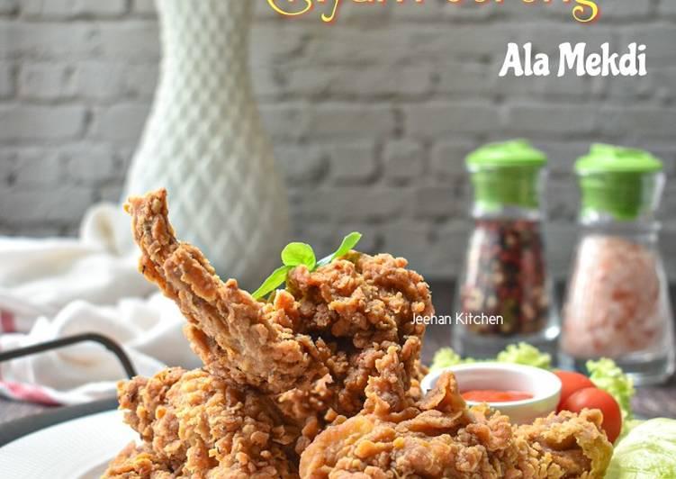 Ayam Goreng Ala Mekdi