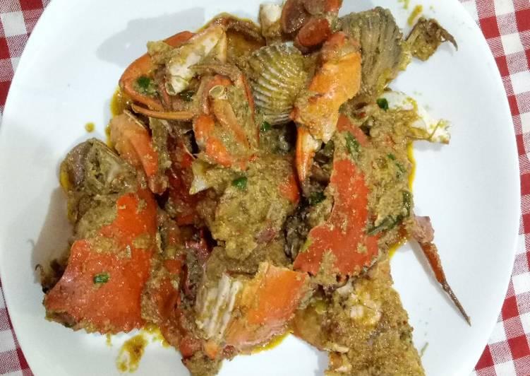 Resep Kepiting Saus Pedas Oleh Lunar Cookpad