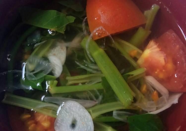 Sayur Asem Kangkung