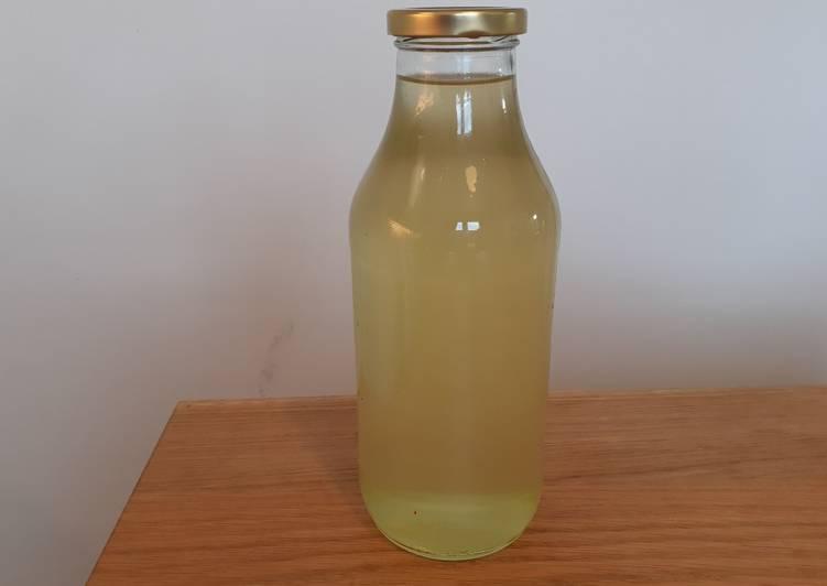 How to Make Favorite Elderflower juice