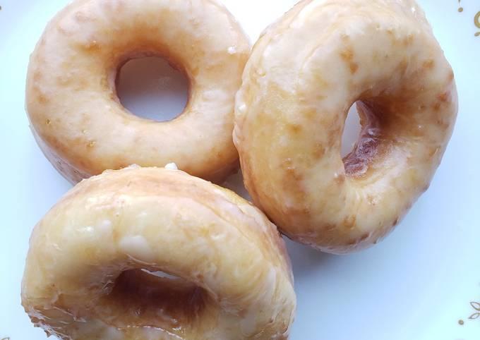 Recipe of Any-night-of-the-week Copycat Krispy Kreme Donuts