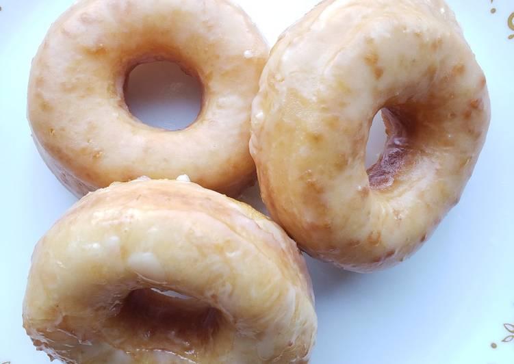 Recipe: Tasty Copycat Krispy Kreme Donuts