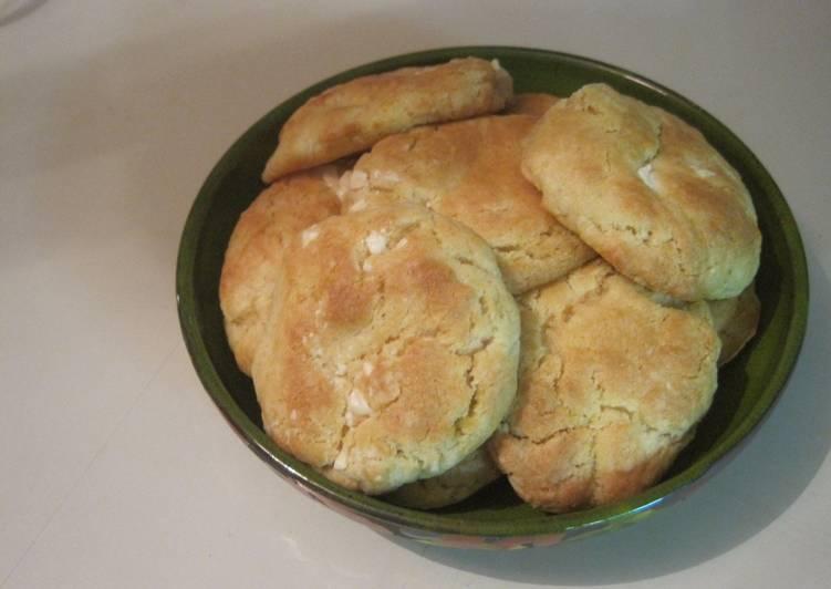 Recette De Cookies croustillants et moelleux