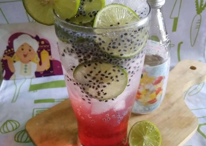 Sprite Lime Ice