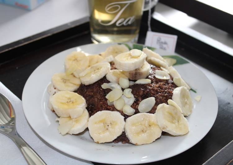 Comment Faire Des Bowlcake tout chocolat