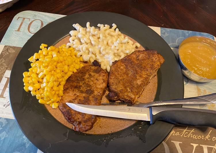 Easiest Way to Prepare Favorite Zesty Pork Chops