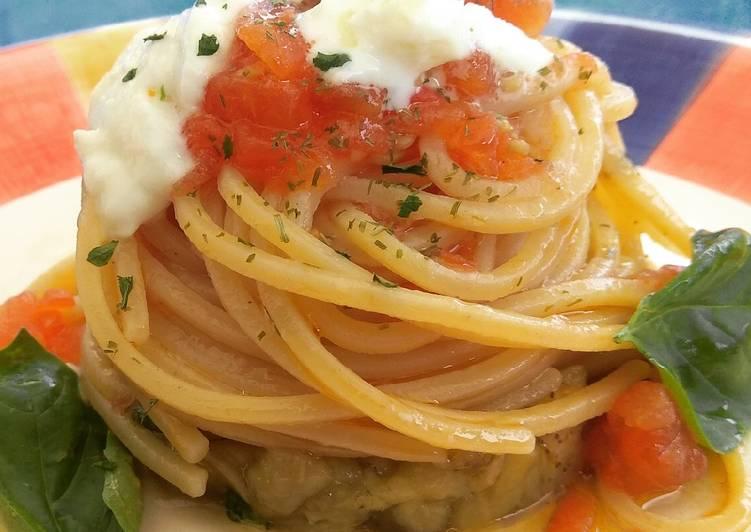 Spaghetti al pomodoro... particolari