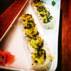 Rolls de ceviche o ceviche rolls #sushi