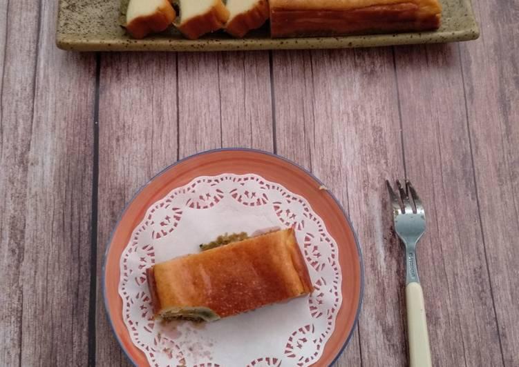 Burnt cheese cake vs new york cheese cake