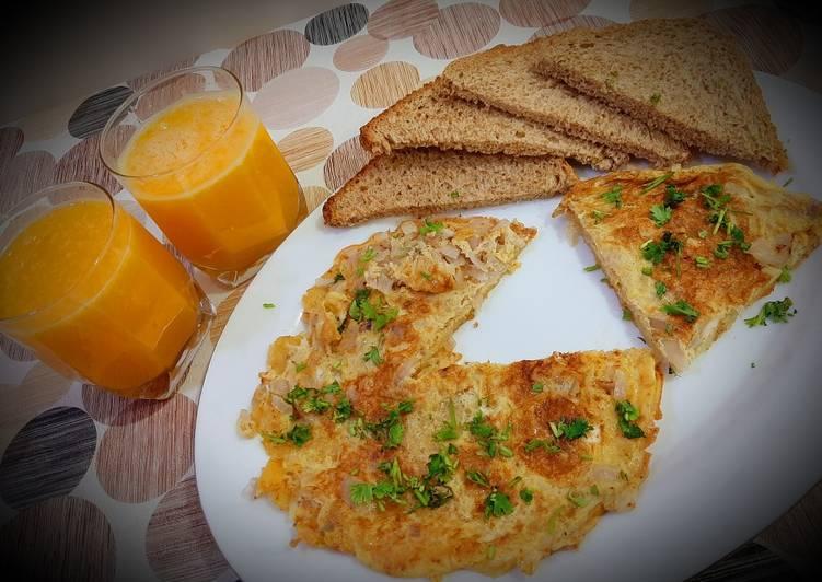Healthy Omlette Platter