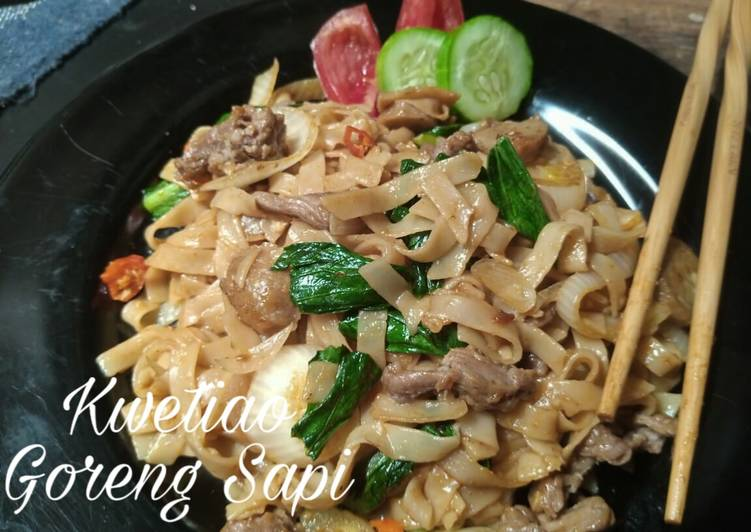 Kwetiao Goreng Sapi