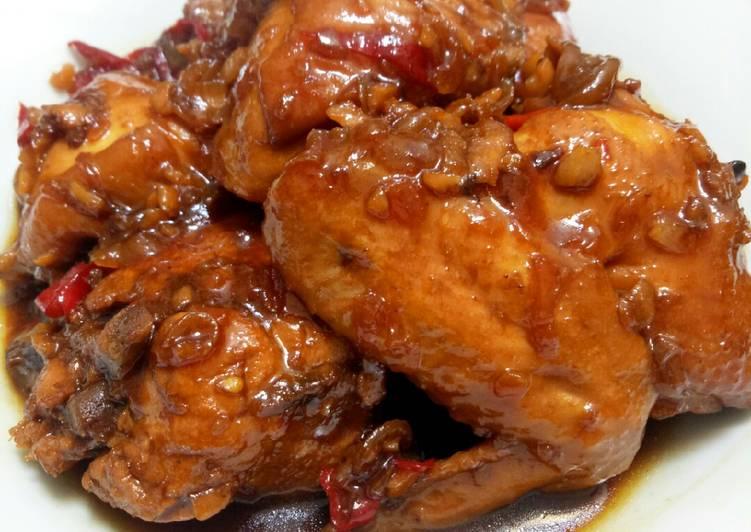 Resep Ayam Kecap Sunda, Sempurna