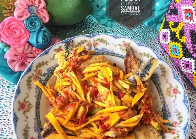 Salem (Pindang) Crispy Sambal Mangga