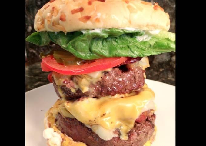Ultimate Burger Stack