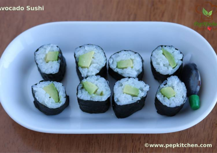 Consume These 14 Superfoods to Go Green for Great Health Avocado Sushi