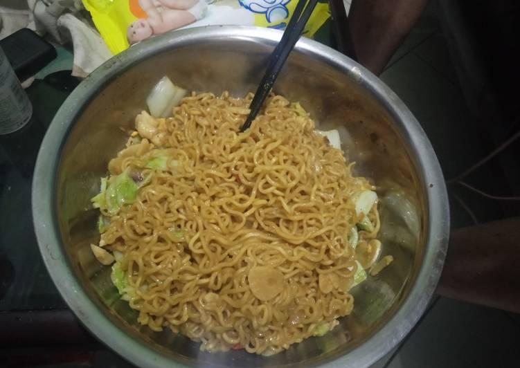 Resep Mie Goreng Sederhana Pelipur Lapar Sempurna Resep Masakan Rumahan