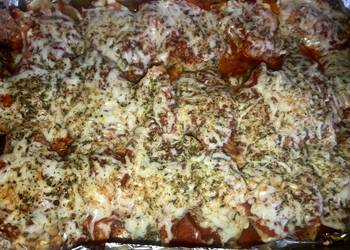 Easiest Way to Cook Perfect 30 minute Spinachmushroom ricotta and pizza stuffed shells