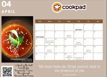 How to Recipe Appetizing Thanks whole cookpad team for make more special my recipes