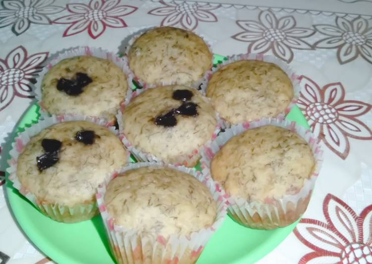 Steps to Make Favorite Banana muffins without oven