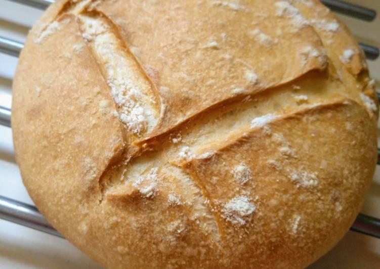Pan rápido (ideal para principiantes)