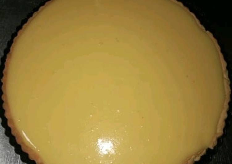 Simple Way to Prepare Homemade Lemon Tart