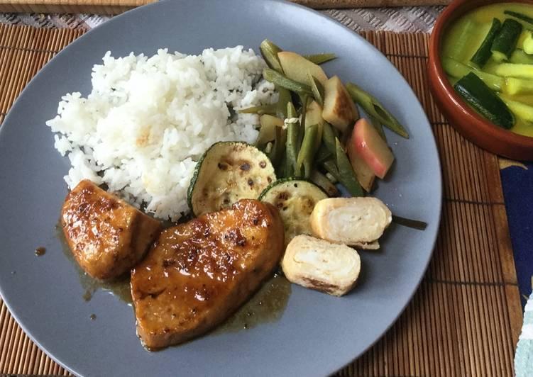 How to Prepare Homemade Teriyaki Tofu