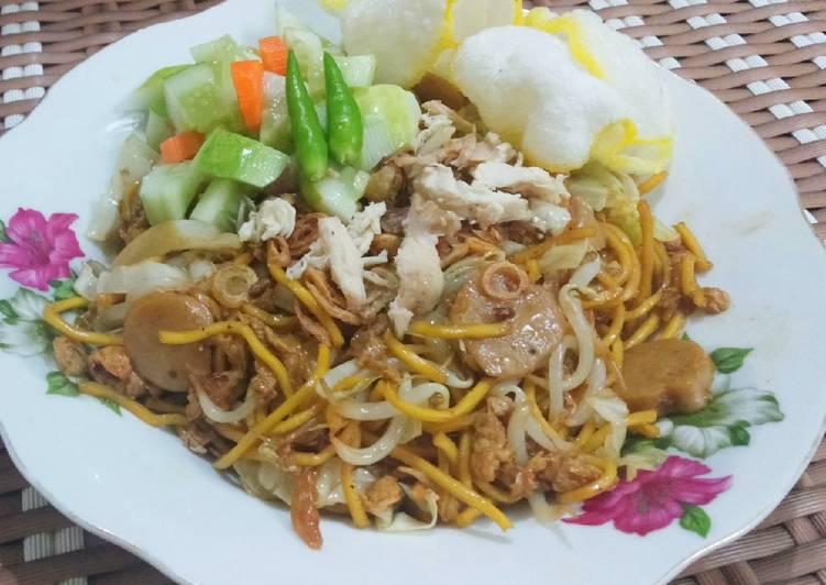 Bakmi Jawa (goreng)