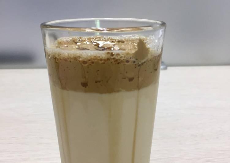 Resep Dalgona Coffee Kecap Bango, Enak Banget