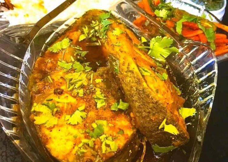 5 Easy Dinner Signature Memoni Fish Curry🌹🌹